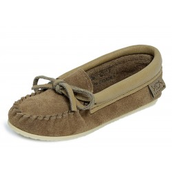 Moccasin single lacing,...